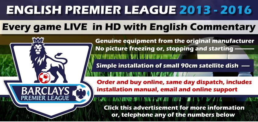 barclays english premier league