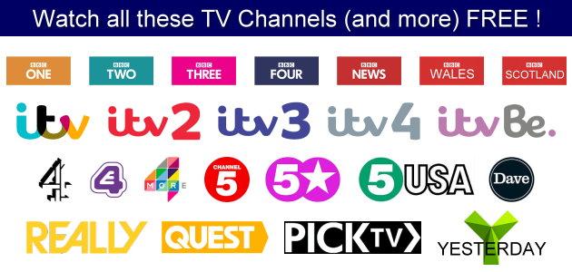 UK TV Box